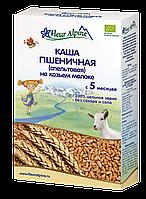 Каша молочная Fleur Alpine органическая спельтовая на козьем молоке 200 г