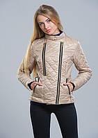 Куртка женская №11 (бежевый)