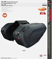 Боковые кофры сумки для мотоцикла через сидение Komine Водостойкий материал