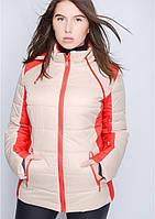 Куртка женская №15 до 56 размера