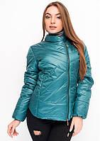 Куртка женская №18 (зелёный)
