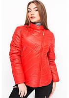 Куртка женская №18 (красный)