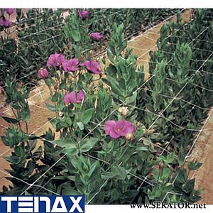 Шпалерна квіткова сітка Tenax HORTINET 7FG (Італія)
