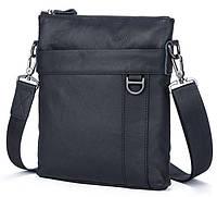 Мужская сумка через плечо Bexhill BX9010A Черная