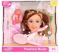 Кукла для моделирования причесок Defa Lucy (8056)