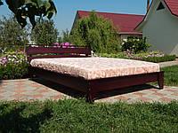 Кровать из мебельного щита Ривьера М, 1600 х 2000, фото 1