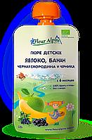 Пюре Fleur Alpine органическое детское Фруктовое 120 г