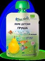 Пюре Fleur Alpine органическое детское Груша 90 г