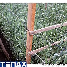 Шпалерна квіткова сітка Tenax HORTINET 10FGPO (Італія), фото 2