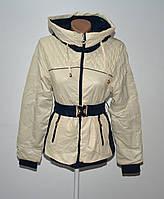 Деми куртка на девочку 7-14 лет, фото 1