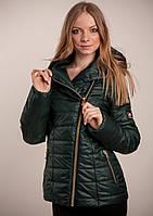 Куртка женская Наоми/без меха (зелёный)