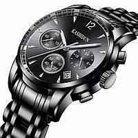 Мужские наручные часы KASHIDUN 939. Гарантия 12 месяцев.