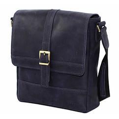 Шкіряна чоловіча сумка – планшет Vatto