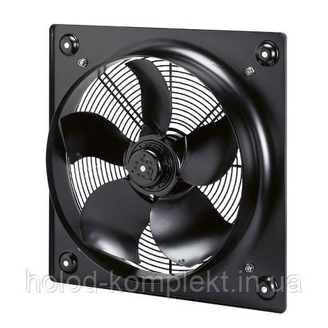Осевой вентилятор HRT/4-500/35 BZ (в квадратном корпусе), фото 2