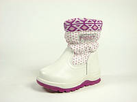 Детские зимние ботинки J&G:A-9176-7