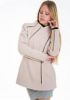Пальто женское №5 (бежевый)
