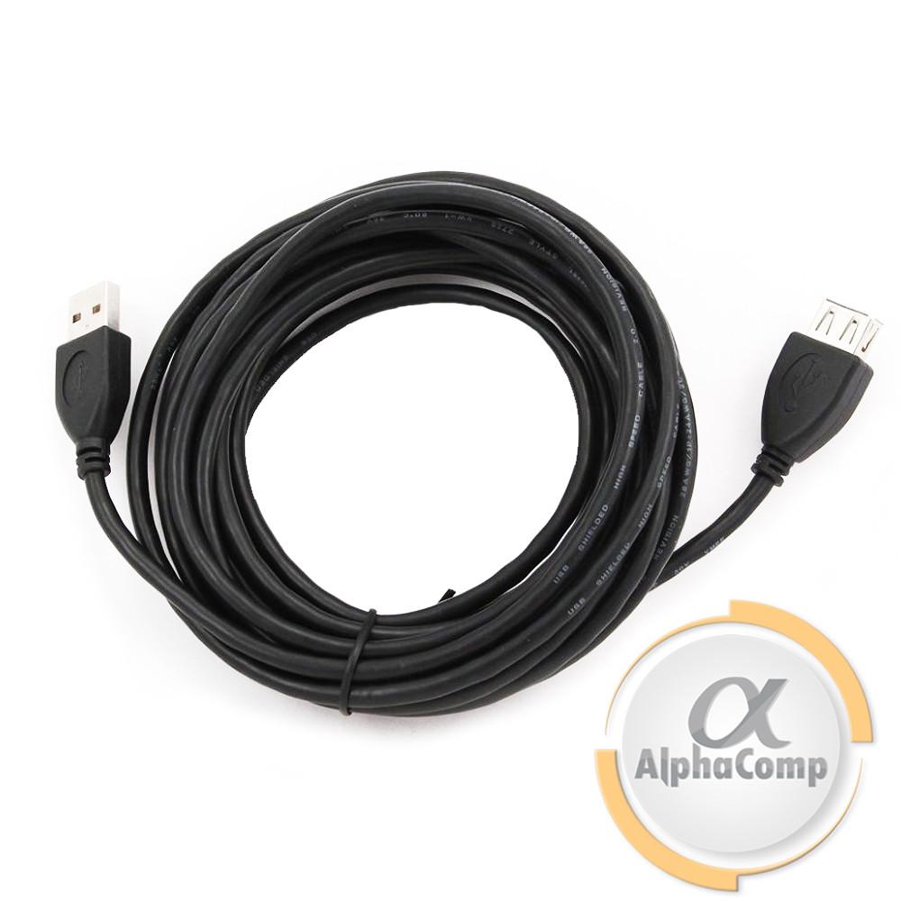 Кабель USB 2.0 (AM/AF) 3.0м удлинитель