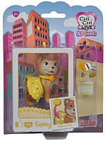 Собачка Simba Toys Chi Chi Love с угощением съемной одеждой и аксессуарами 6 видов (5893111)