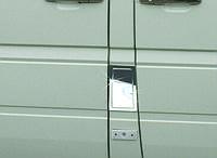 Накладка на лючок бензобака для Mercedes Sprinter W901