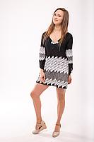 Пляжное платье Bellazure Pietra Grigia M-L Черное (PG4749)