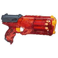 Nerf Бластер Элит Соник Страйк N-Strike Elite Sonic Fire Strongarm Blaster 6-Dart Slam Fire