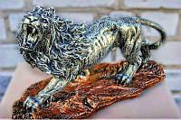 Статуэтка Лев на подставке