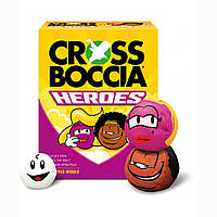 Петанк CrossBoccia Heroes Purple Fun (970827)