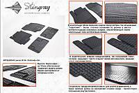 Mitsubishi Lancer 9 резиновые коврики Stingray Premium