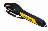 Чехол для удилищ KIBAS Stream 130х2 Черный (KS1015)