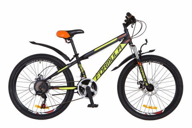Велосипед горный подростковый 24