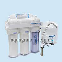 Система зворотного осмосу Aqualine RO-5 ( фільтр для води)
