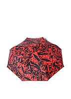 Зонт-полуавтомат Gianfranco Ferre черно-красный (GR-1)