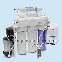 Система зворотного осмосу Aqualine RO-6Pump з мінералізатором ( фільтр для води)