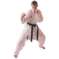 Кимоно Budo-Nord SHIAI WKF APPROVED 190 см L White