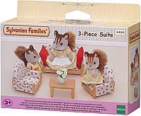 Игровой набор Sylvanian Families Мягкая мебель для гостиной (4464)