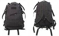 Рюкзак штурмовой тактический Raid черный