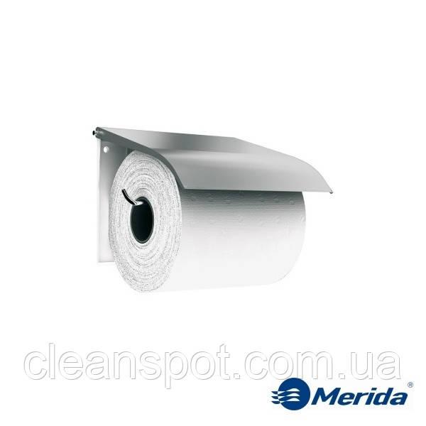 Держатель туалетной бумаги для бытовых рулонов металлический Brabantia