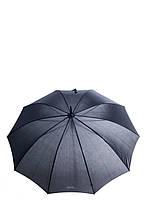 Зонт-трость Gianfranco Ferre черный (LA-3043)