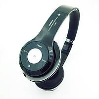 Наушники беспроводные S460 Черный (Bluetooth+SD card+FM+with cable)
