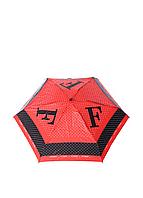 Зонт-мини механический Gianfranco Ferre красный (LA-6035)