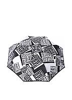 Зонт-автомат Baldinini Черно-белый (45)