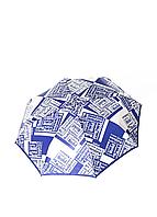Зонт-автомат Baldinini Сине-бежевый (45)