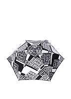 Зонт-мини механический Baldinini Черно-белый (46)