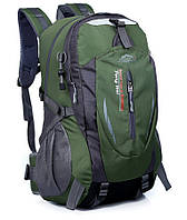 Рюкзак туристический Tan Xian Zhe 35 темно-зеленый