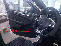 Руль AMG Carbon Mercedes Benz GLE coupe ML w166 Gl x166
