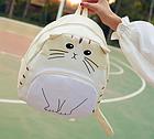 Рюкзак детский подростковый Кот с ушками и хвостиком, фото 7