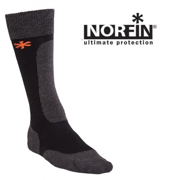 Носки для зимы термо-носки Norfin высокие.