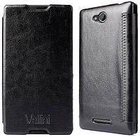 Чехол-книжка Velliny Sony C2305