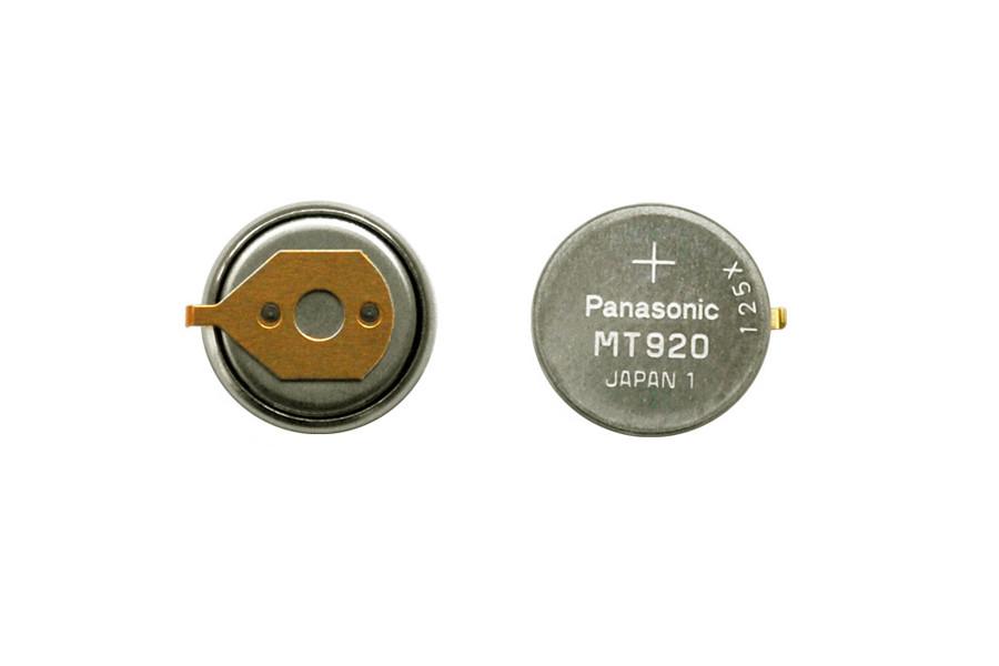 PANASONIC Аккумулятор MT 920A для часов CITIZEN код: CT295.56 ( CT295.40 ) 1,5V Индонезия