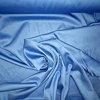 Ткань сатин ультрамарин